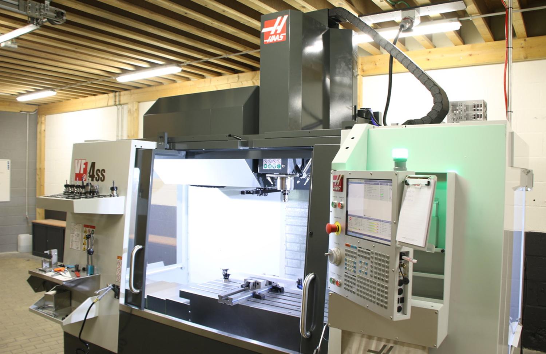 Les ateliers de TSF Belgique se dotent de nouvelles machines-outils au top !
